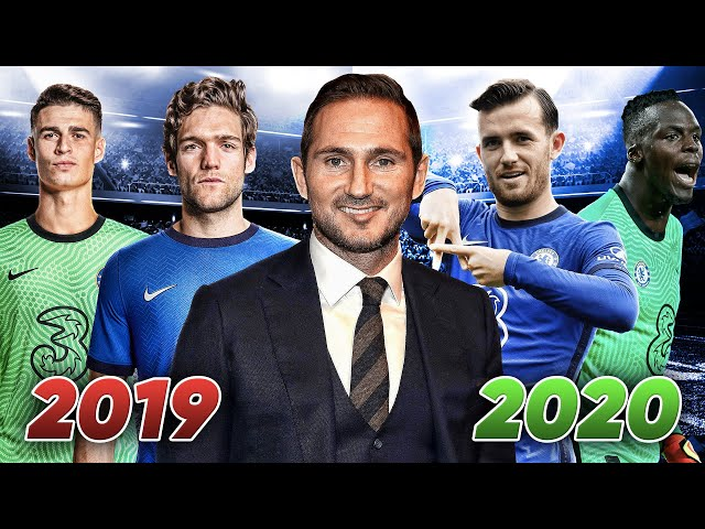 How Lampard Fixed The Chelsea Defence! | Explained