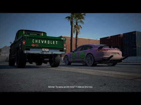 Need For Speed Payback - Hazard Company Off-Road League & Boss Race Walkthrough [Hard Difficulty]