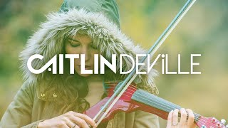 2U (David Guetta ft. Justin Bieber) - Electric Violin Cover | Caitlin De Ville