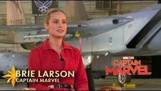 Marvel Studios' Captain Marvel | Marvel Firsts