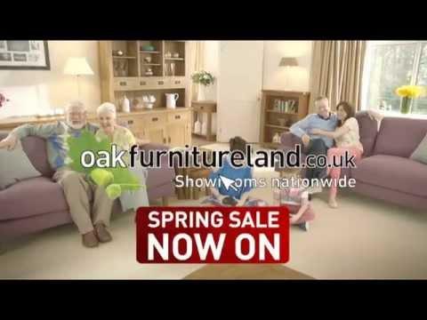 oak furniture land spring furniture sale youtube. Black Bedroom Furniture Sets. Home Design Ideas