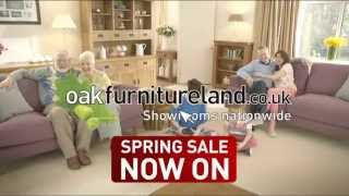 Oak Furniture Land | Spring Furniture Sale