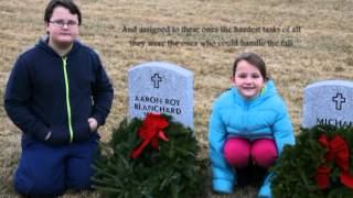 Gambar cover Wreath for Captain Aaron Blanchard