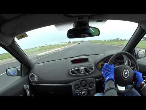 Bedford Autodrome Renault Clio 197 R27