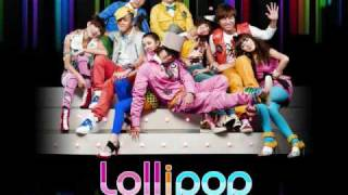 Big Bang ft. 2NE1-Lollipop (Dj Wreckx remix Mp3 download)