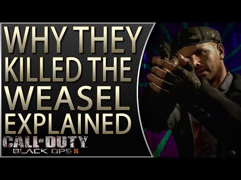 Zombie Storyline | Why The Weasel Was Killed Explained | Why The Weasel Died Explained