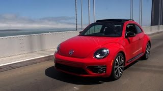 Car Tech - 2014 VW Beetle R-Line