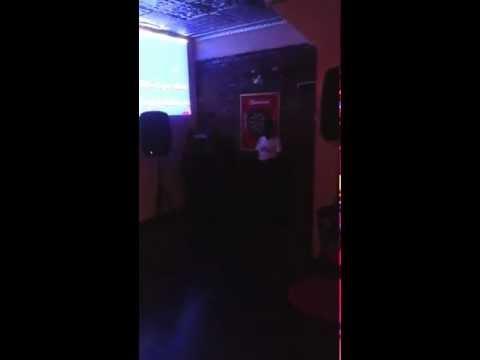 Karaoke at corner kitchen