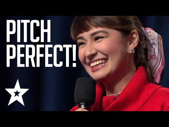 JUDGES WEREN'T EXPECTING THAT! Gerphil Flores' Audition Blows Away The Judges On Asia's Got Talent