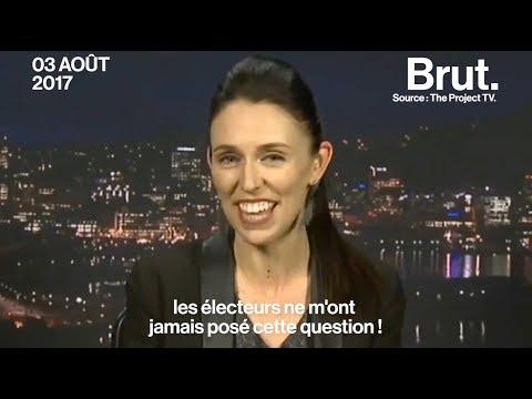 Les questions sexistes posées à Jacinda Ardern, cheffe de l'opposition néo-zélandaise