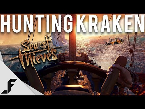 HUNTING THE KRAKEN - Sea of Thieves