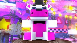 Funtime Freddy Becomes A Plushie ?!   Minecraft FNAF Roleplay
