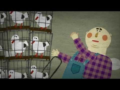 Мультфильм про соколов