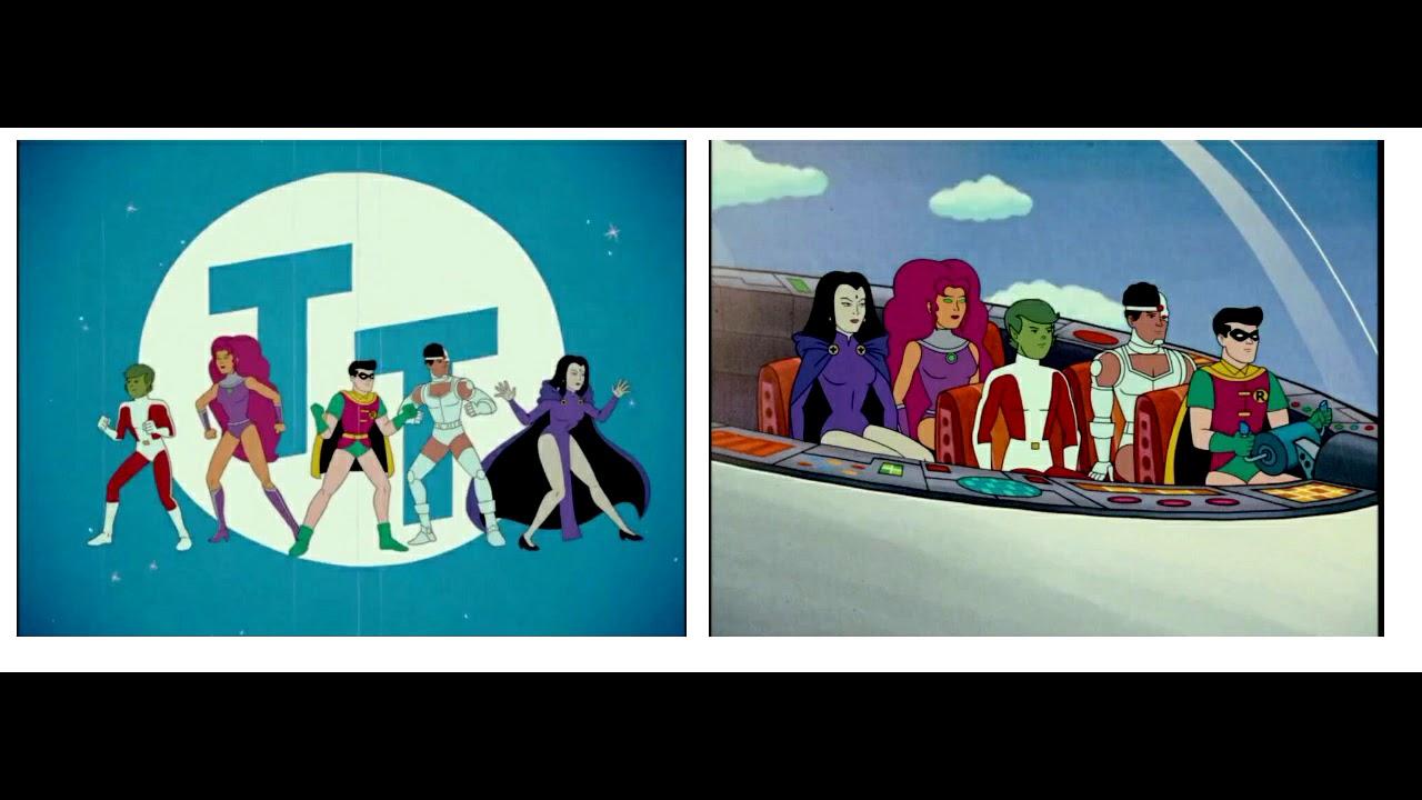 Teen Titans Go Concept Art