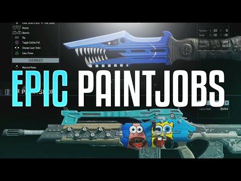 Cool Easy Paint Jobs Bo