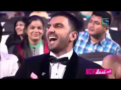 Kapil Sharma At Aword Show | Masti In Aword Show