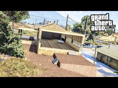 สร้างบ้านให้จอร์ช ตอนที่ 1 (GTA V Mod)
