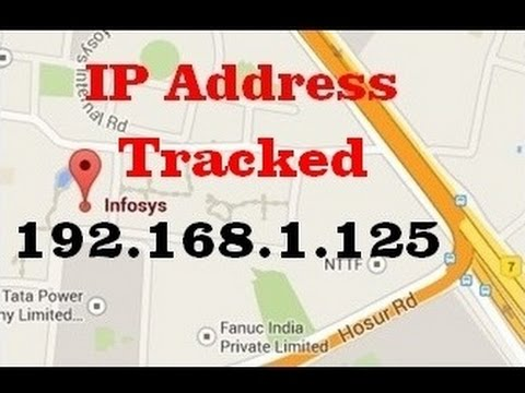can my ip address be traced