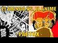SAINT SEIYA: Manga VS. Anime - Parte X: Los Caballeros De Oro Y Las 12 Casas