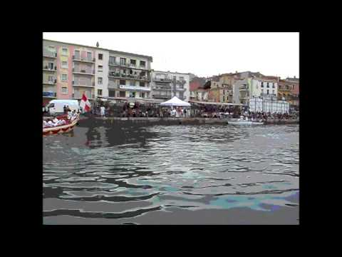 Water Jousting Tournament, Sete, France