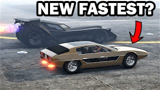 Toreador Is The New Fastest Car?  GTA Online - Cayo Perico DLC