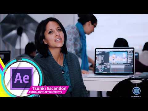Dominar técnicas de animación y post producción AE en CUENCA ECUADOR