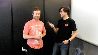 E3 2015 - Interview with Patrice Desilets (Assassin's Creed and Ancestors)