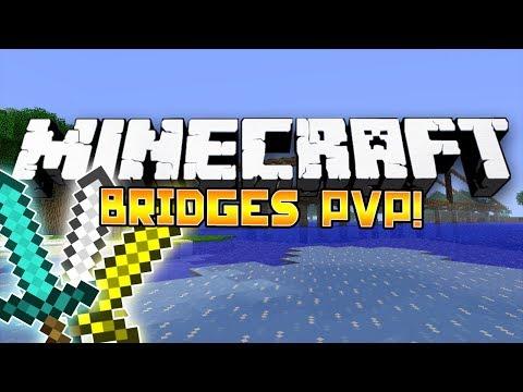 *WE ARE OP!* Minecraft: Bridges PVP!