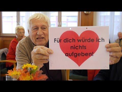 Senioren Speed-Dating der Wiener Pensionistenklubs