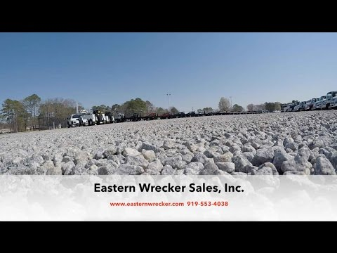 Eastern Wrecker Sales, Inc - New & Used Towing Equipment