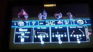 Backyard Football 2009 Awesome Game!