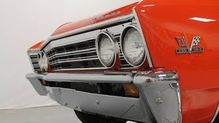 1967 Chevrolet El Camino Big Block 396 - Vintage Motorcars - Sun Prairie, WI