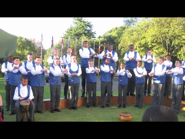 Drakensberg Boys' Choir - Heal The World