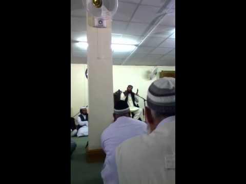 Evelyn Road Mosque Conference Hafiz Abu Bakar