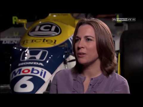 Legends of F1 - Sir Frank Williams HD