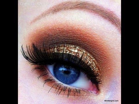 New Years Eve makeup tutorial, using Makeup Geek! thumbnail