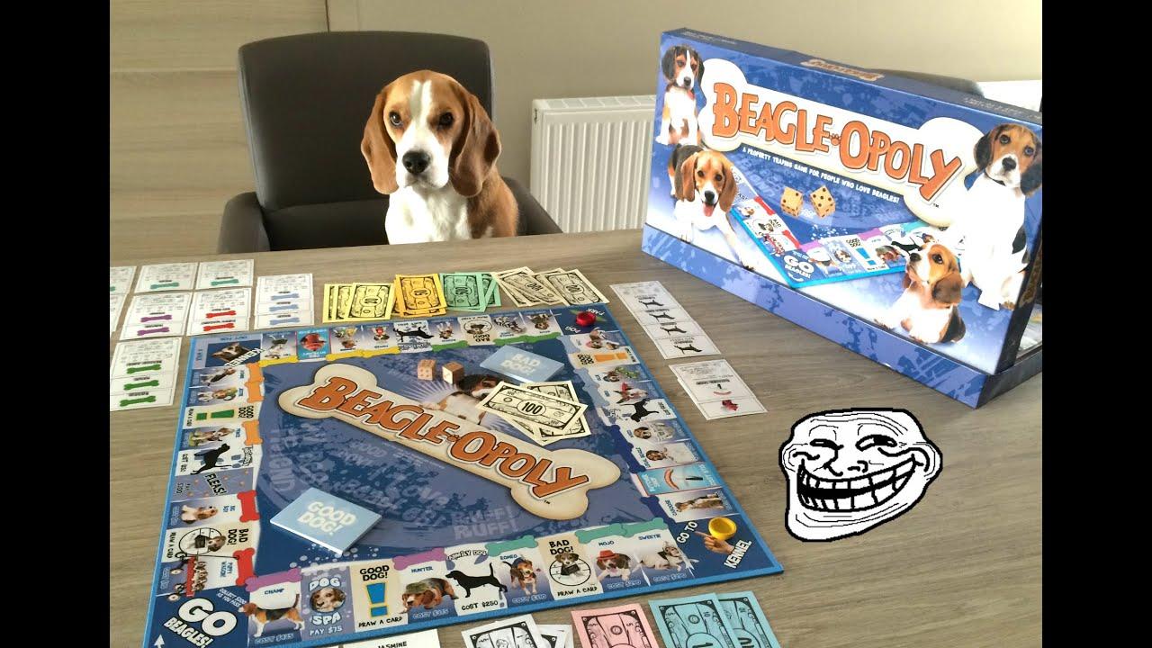dog board game