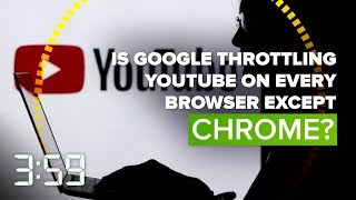 If you're not using Chrome, Google's redesign just made YouTube way slower (The 3:59, Ep. 432)