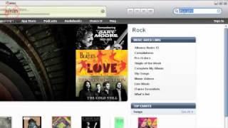 Using The iTunes Store - Music, Movies, TV Shows, Apps and Podcasts