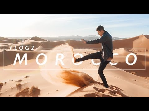 MOROCCO ADVENTURE  - MIKEVISUALS VLOG