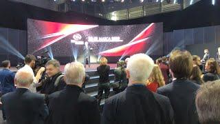 Poznań Motor Show - Mercedes