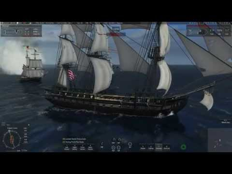 Naval Action Open World: Brig Bashing