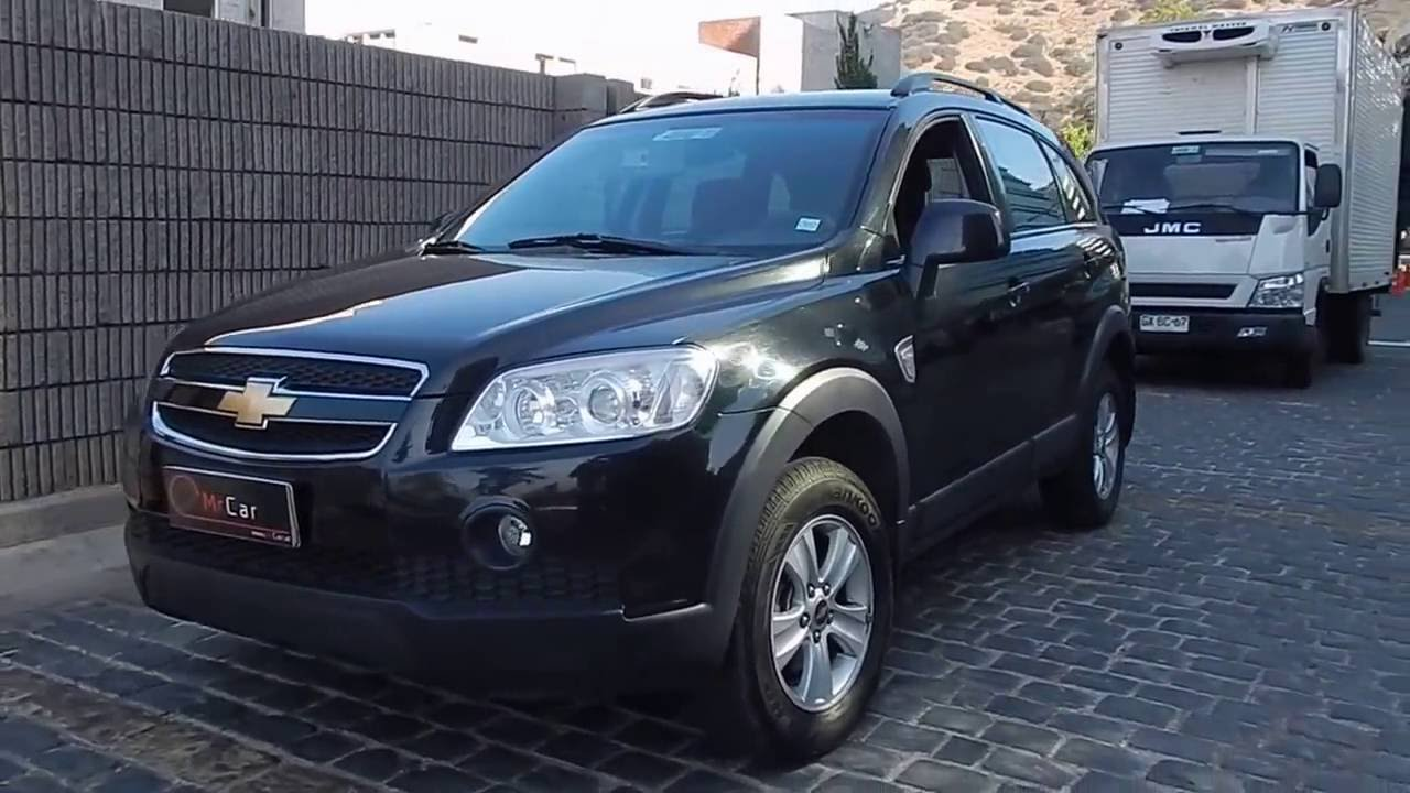 All Chevy chevy captiva horsepower : Chevrolet Captiva LS 2.4 - YouTube