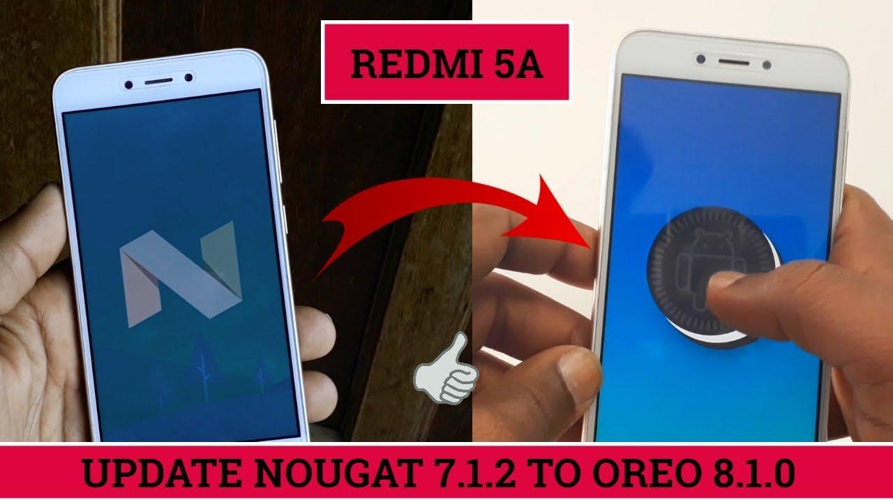 Xiaomi Redmi Note 5A Prime Android Oreo Videos - Waoweo