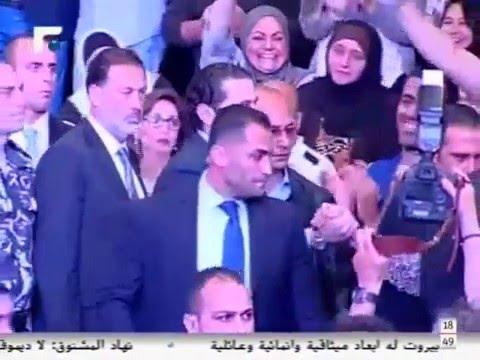 """مهرجان شعبي في النادي الرياضي لـ """"لائحة البيارتة"""""""