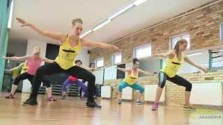 Csoportos fitness instruktor képzés a Fitness Akadémián