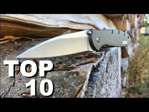 Top 10 Knife Collection Best Pocket Knives