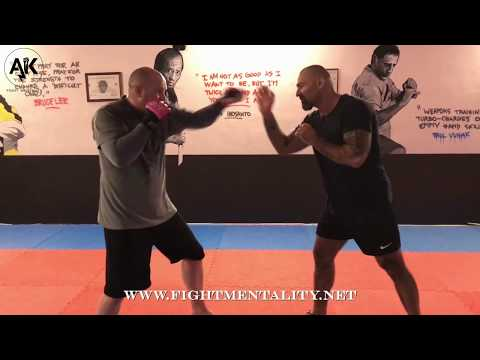 Fight Mentality & P.F.S. By Ahmet Kaydul Trainingseinblicke PART 6
