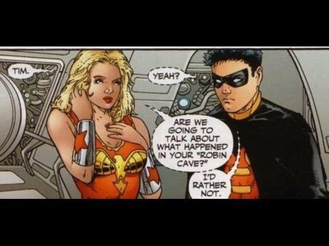 Robin and Wondergirl AMV: Halo