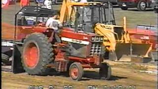 2002 NTPA GRAND NATIONAL EVENT CONNERSVILLE, IN LOCAL PRO FARM TRACTORS QUALIFICATIONS